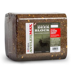 Purina® AntlerMax® Deer Block