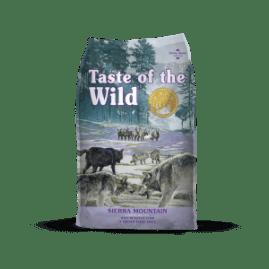Taste of The Wild Sierra Mountain Canine Formula