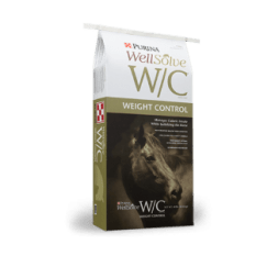 WellSolve Weight Control Horse Feed
