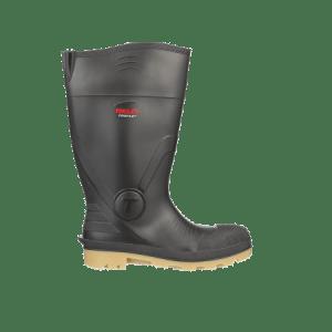 Profile Plain Toe Knee Boot
