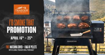 traeger grill deal