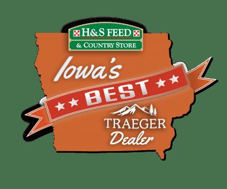 Iowas Best Traeger Dealer