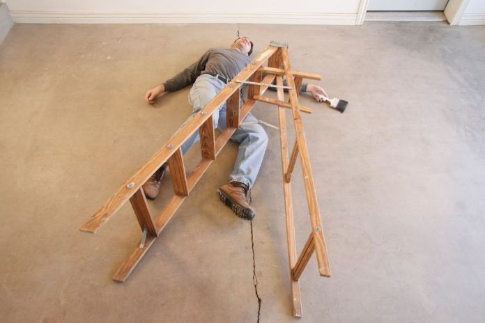 7. Use Ladders Properly