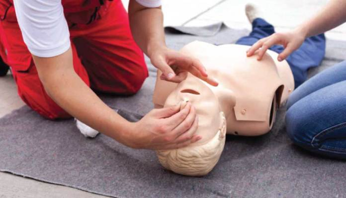 Health Precautions & Guidelines During First Aid Training