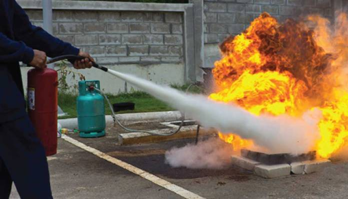 Useful Points For the Fire Training of Employees