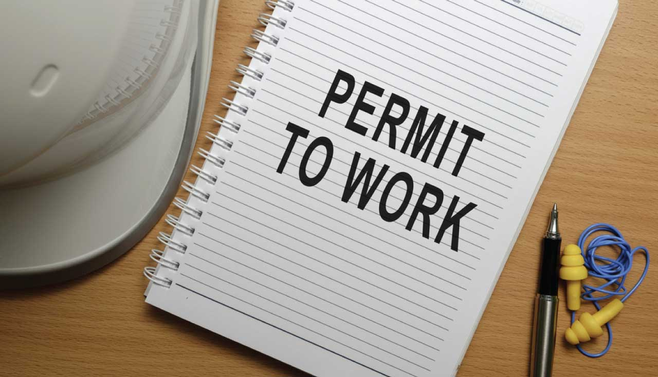 Image result for Permit To Work