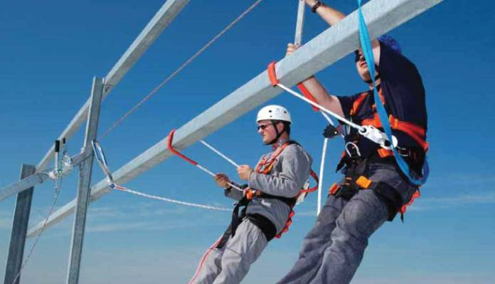 When Are Fall Protection Plans Required