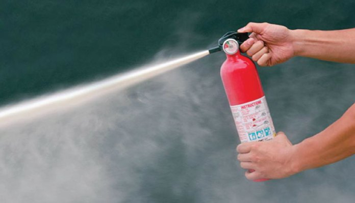 Common Mistakes People Make With Fire Extinguishers