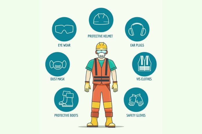 Why Workers Don't Wear Personal Protective Equipment (PPE)