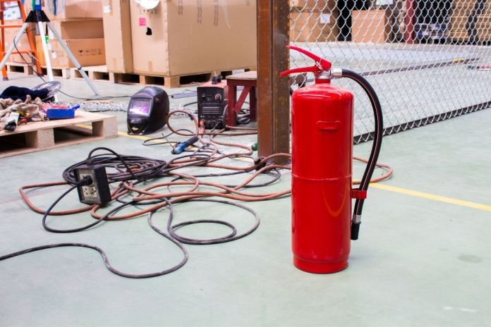 Control Measures To Minimize The Risk Of Fire In A Workplace