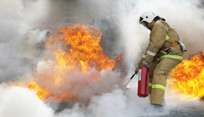 How Dangerous Is Fire Extinguisher Powder