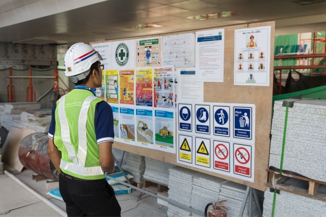 Why Workplace Safety Posters Are Important