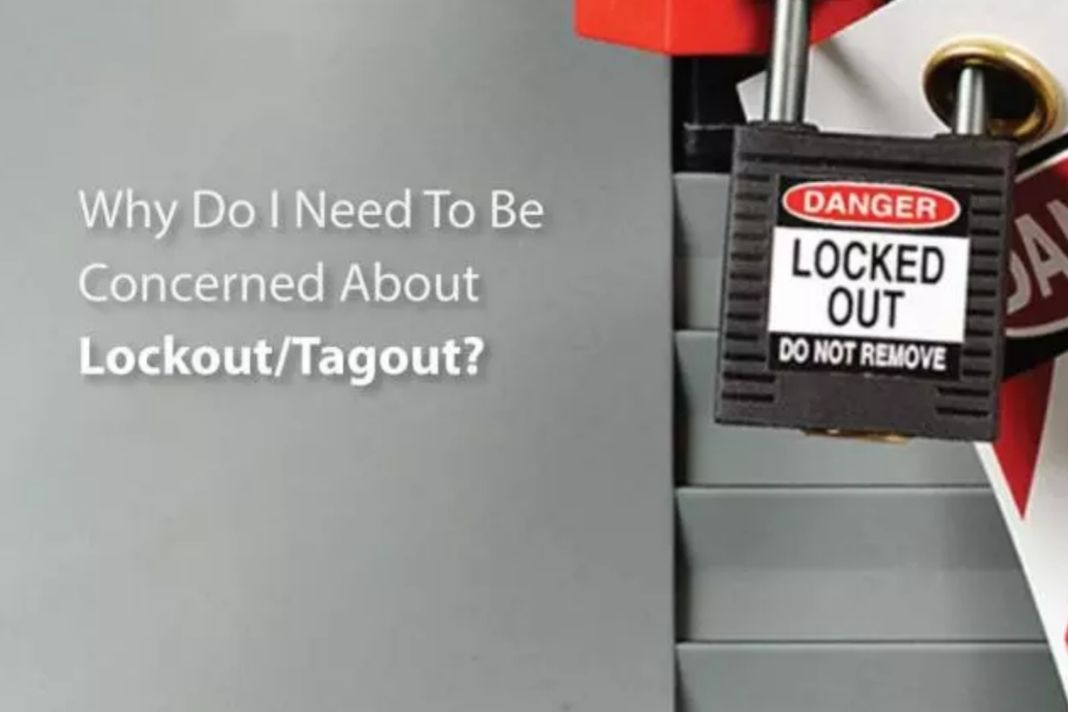 Why Do I Need To Be Concerned About LockoutTagout