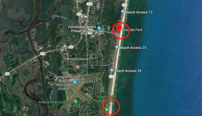 Florida Beaches Closed After Shark Attacks Leave 2 Injured Report