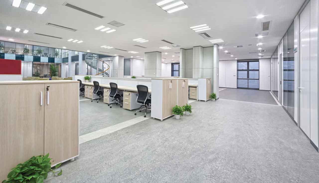 Lighting Ideas For Your Workplace & Home Office