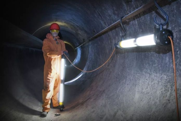 Lighting in Confined Space