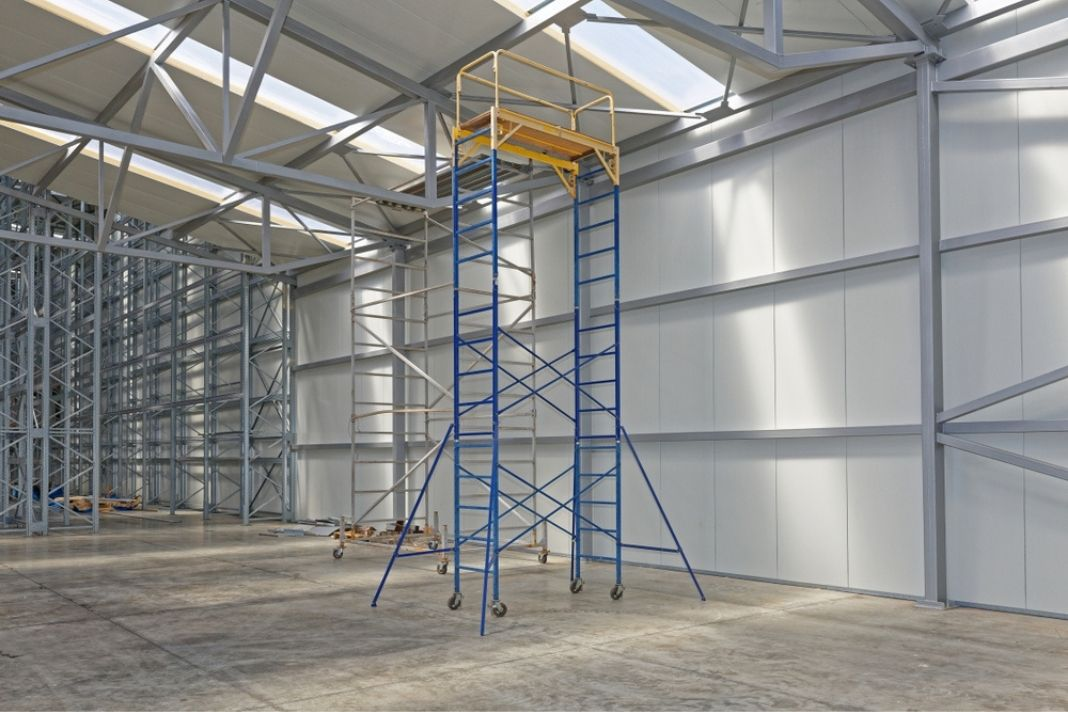 Hazards & The Control Measures For Safe Use Of Mobile Tower Scaffolds