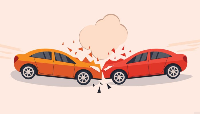 Factors that increase the risk of vehicle collisions