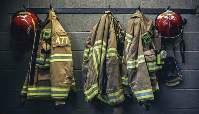 Nearly 90 firefighters died on duty in 2017 Report