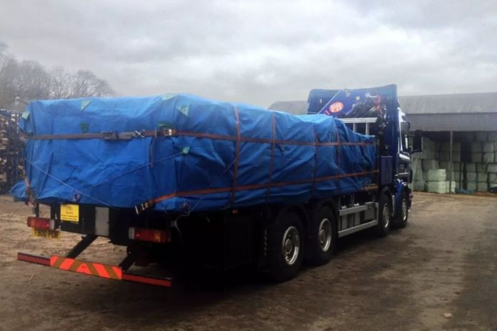 Securing and Sheeting