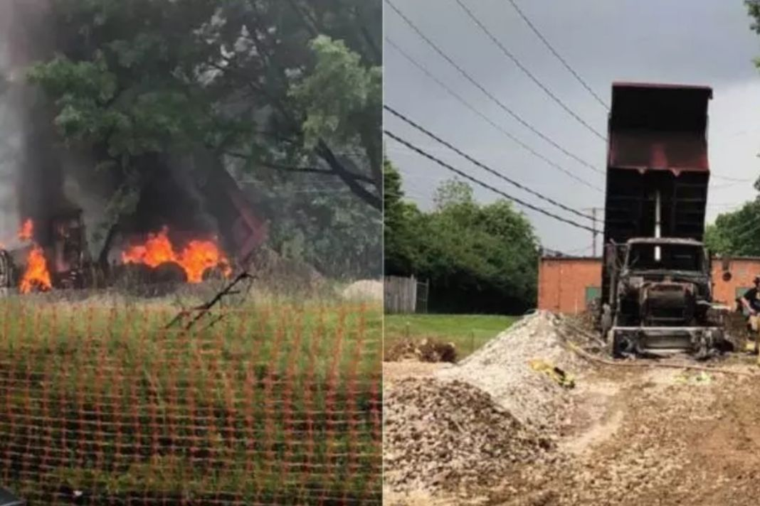 Fatality Investigation Dump Truck Operator Electrocuted to Death