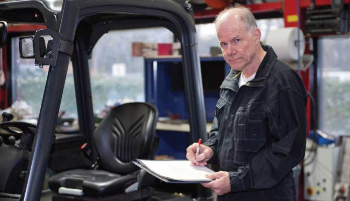 Pre-Use Checks Should Be Carried Out On Forklift Trucks At The Beginning Of Each Shift