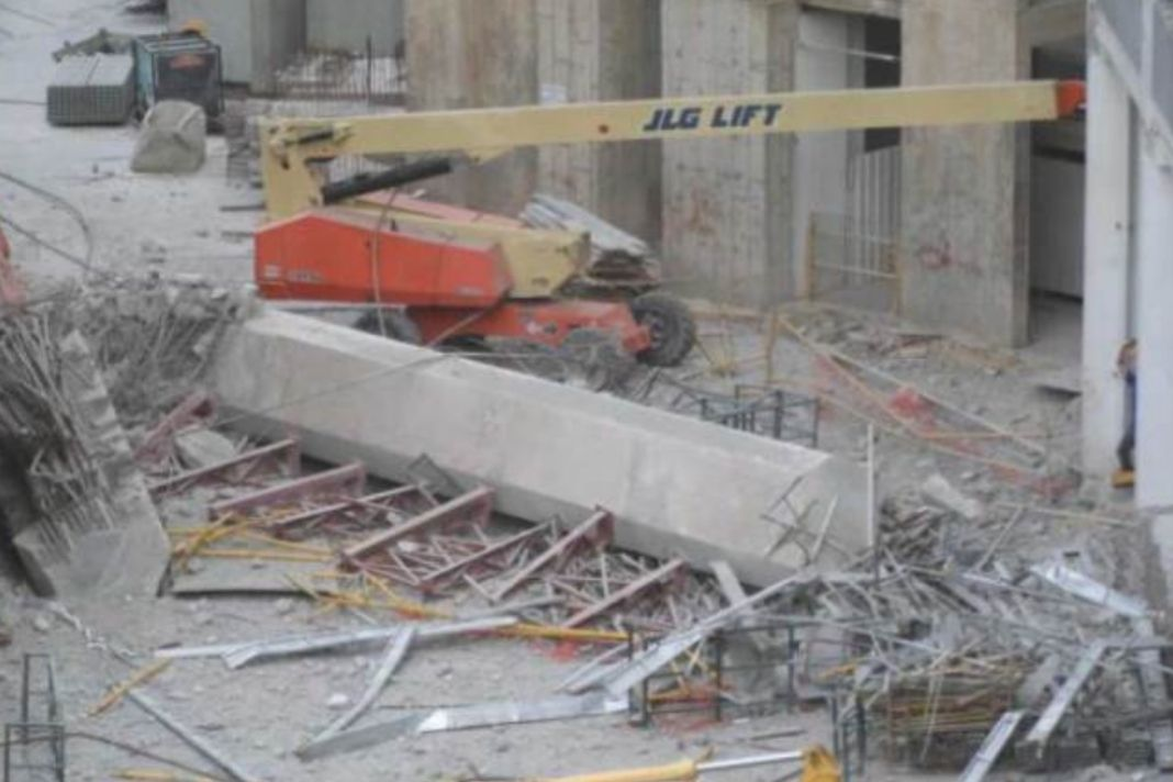 Worker injured after concrete beam falls 27 storeys at Queenstown BTO site; stop-work order issued