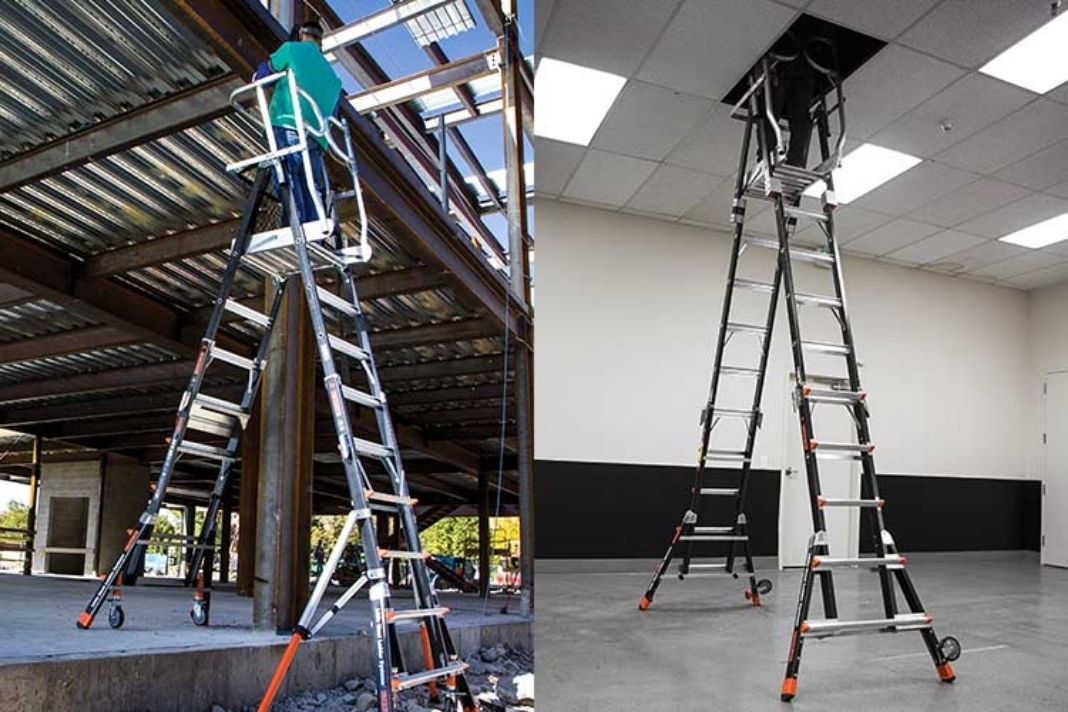 OSHA Requirements For Using Portable Ladders