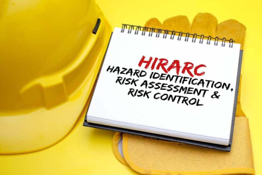 Five Basic Hazard Control Strategies In The Hierarchy Of Controls