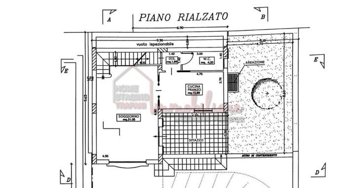 Piano Rialzato Villetta
