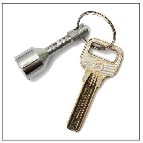 Hook Chain Pocket Key Magnetic Keyrings Holder Jewelry Test