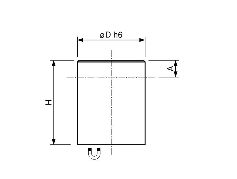 Smco-Deep-Pot-Magnet-Design
