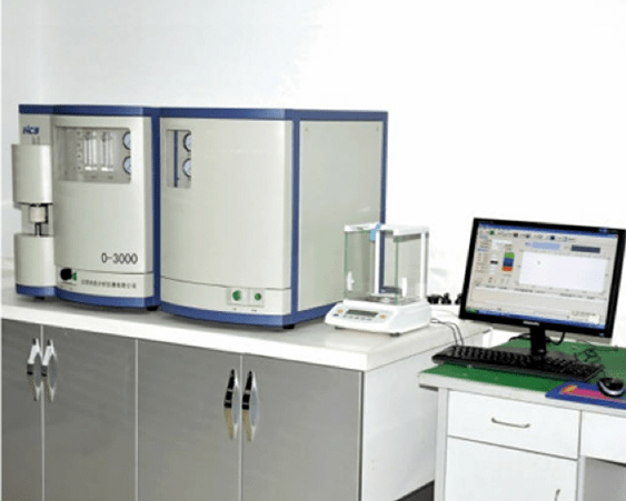 Oxygen Content Analyzer