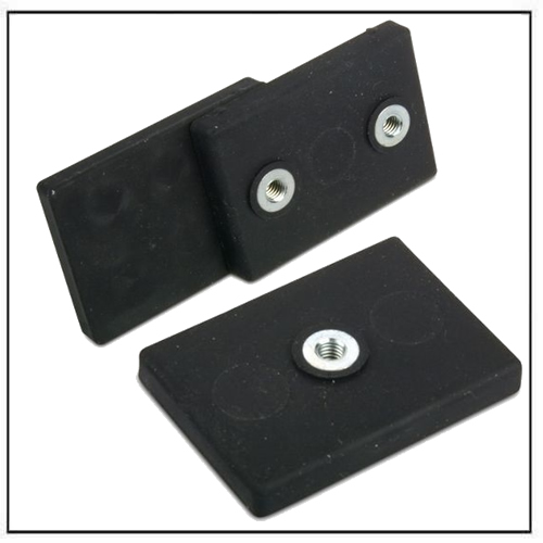 magnetic-assembly-rectangular-ndfeb-with-rubber-coat-and-internal-thread