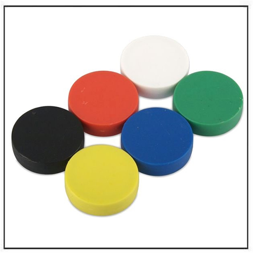1″-dia-x-1-4″-thick-plastic-coated-ndfeb-magnet-disc-n48