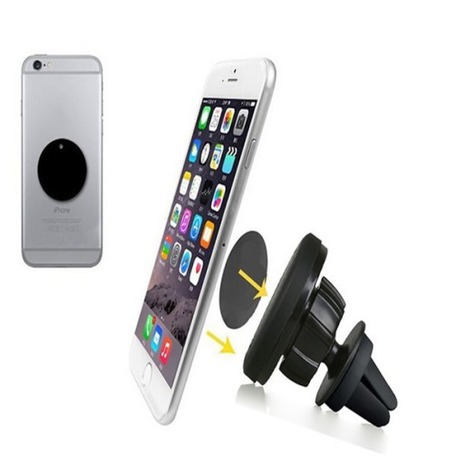 360 Degrees Magnetic Car Phone Holder