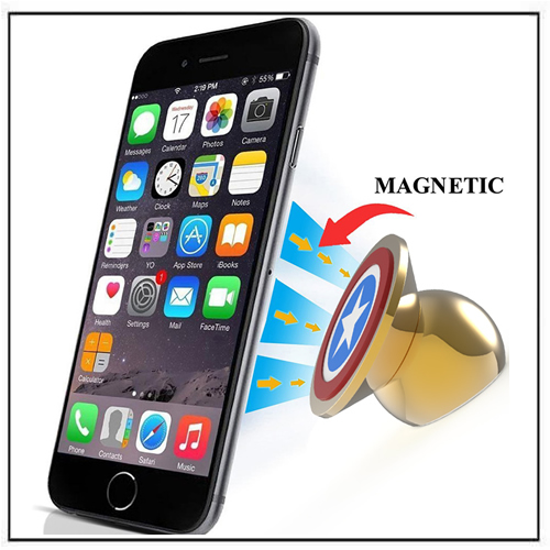 Magnetic Mobile Phone Holder Car Phone Holder Stand
