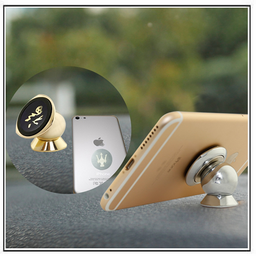 Small 360 Degrees Mobile-phone Holder Magnet