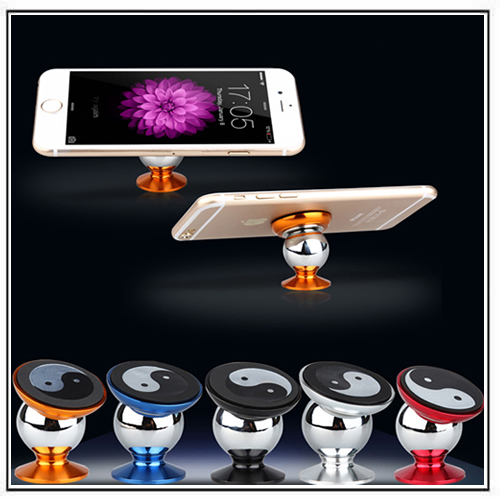 Tai Chi Universal Mobile Phone Car Mount Kit Magnetic Holder Support