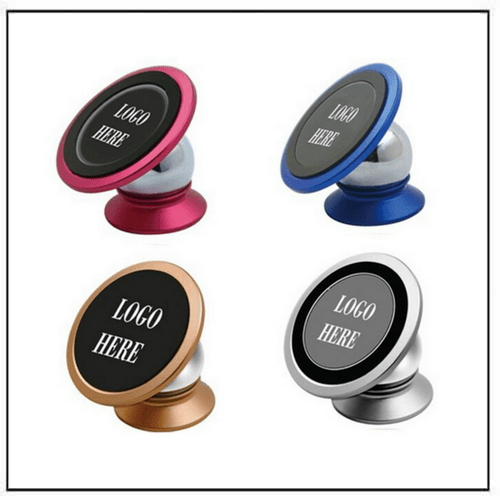 Universal Rotating Stand Smartphone for Home, Office & Car