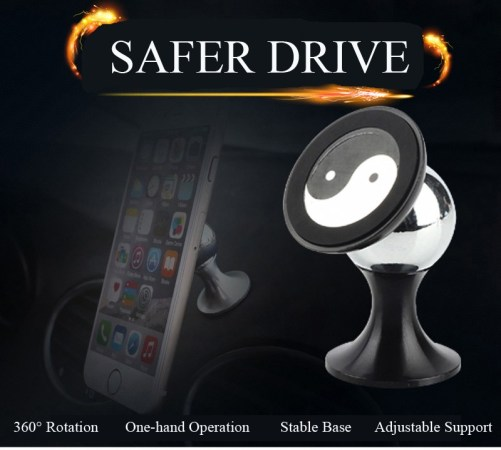 magnetic car cellhone holder features