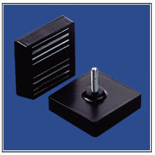 Ceiling Magnets Rectangular with External Thread