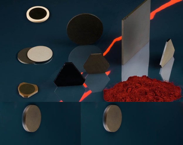 Microwave Ferrite and Ceramic