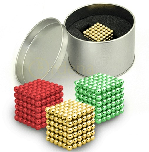 Neocube magnet puzzle toy