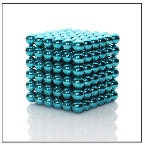 Standard BuckyBalls Set Pale Blue