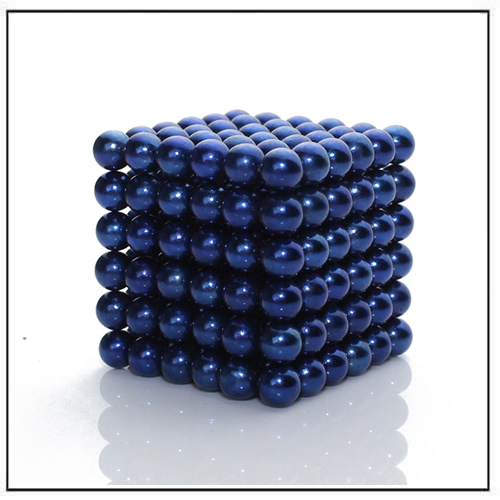 Super Powerful Buckyballs Neocube Dark Blue