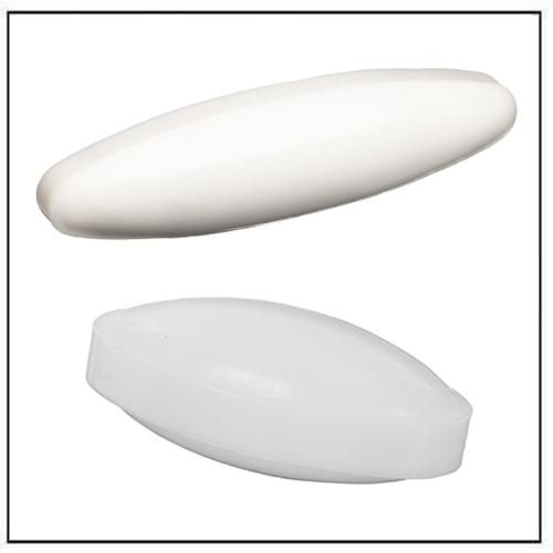 Teflon Oval Egg Shaped Magnetic Stir Bar
