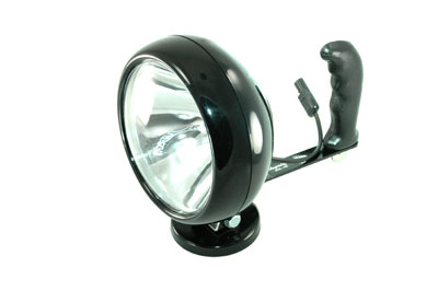 Magnetic Spotlight with Control Handle