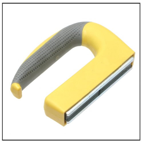 Ergonomic Handle Magnet with Magnetic Shield