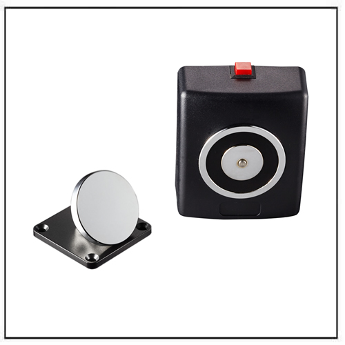 plastic surface smokeproof electromagnetic door stop